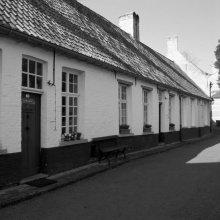 Hoogstraten - Begijnhof