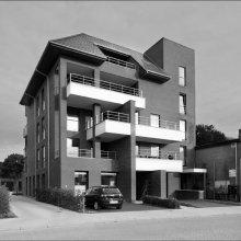 Hoogstraten - Burg. J. Van Aperenstraat