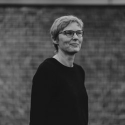 Christinne Verbreuken - Architect-assistente, Simon Stevin Instituut St. Michiels Brugge 1993